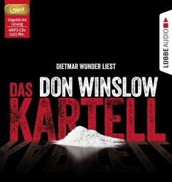 Das Kartell / Art Keller Bd.2 (4 MP3-CDs) - Winslow, Don