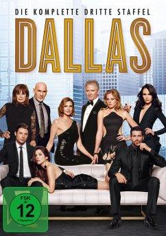 Dallas - Die komplette dritte Staffel (3 Discs)