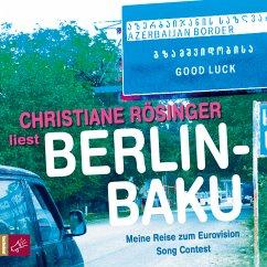 Berlin - Baku (MP3-Download) - Rösinger, Christiane