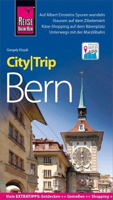 Reise Know-How CityTrip Bern (eBook, PDF) - Kispál, Gergely