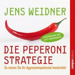 Die Peperoni-Strategie (MP3-Download) - Weidner, Jens