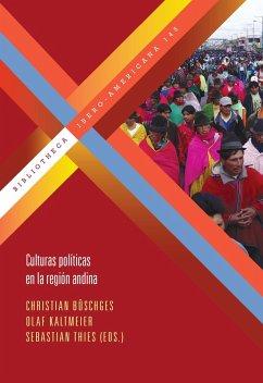 Culturas políticas en la región andina (eBook, ePUB)