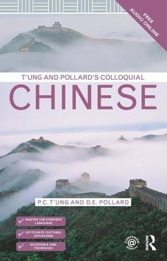 T'ung and Pollard's Colloquial Chinese - Pollard, David; T'ung, Ping-Chen