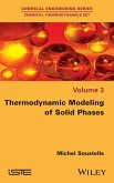 Thermodynamic Modeling of Gas and Solids