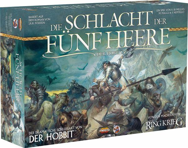 Heidelberger he hobbit schlacht der fünf heere