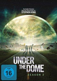 Under The Dome – Season 2 - Rachelle Lefevre,Dean Norris,Mike Vogel