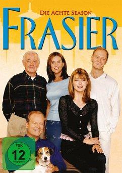Frasier - Die komplette achte Season - John Mahoney,Jane Leeves,Peri Gilpin