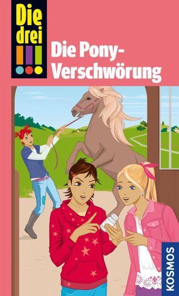 Die Pony-Verschwörung / Die drei !!! Pocket Bd.1 (eBook, ePUB)