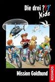 Mission Goldhund / Die drei Fragezeichen-Kids Bd.65 (eBook, ePUB)