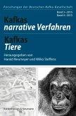 Kafkas narrative Verfahren (Band 3), Kafkas Tiere (Band 4)