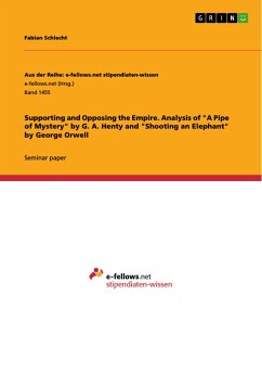 Supporting and Opposing the Empire. Analysis of