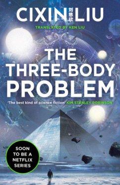 The Three-Body Problem 1 - Liu, Cixin