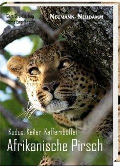 Kudus, Keiler, Kaffernbüffel - Harling, Gert G. von