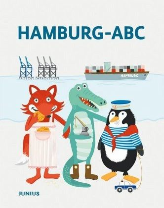 hamburg abc von karin lindeskov andersen buch. Black Bedroom Furniture Sets. Home Design Ideas
