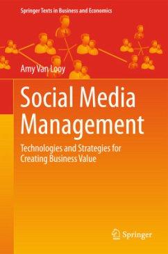 Social Media Management - Looy, Amy Van