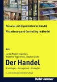 Personal und Organisation im Handel + Finanzierung und Controlling im Handel (eBook, PDF)