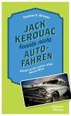 Jack Kerouac konnte nicht Auto fahren (eBook, PDF)
