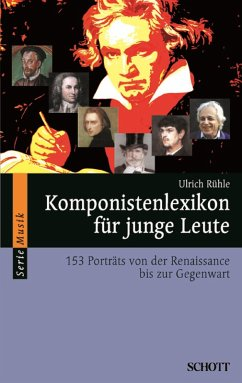 Komponistenlexikon für junge Leute (eBook, ePUB) - Rühle, Ulrich