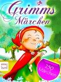 Grimms Märchen - Über 250 Haus- und Kindermärchen zum Lesen, Vorlesen und Träumen. Das Märchenbuch für die ganze Familie (Illustrierte Ausgabe) (eBook, ePUB)