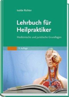 Lehrbuch für Heilpraktiker - Richter, Isolde