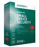 Kaspersky Small Office Security 4 (5 User). Für Windows Vista/7/8/8.1
