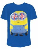 Minions Uk T-Shirt - Größe M