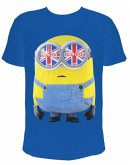 Minions Uk T-Shirt - Größe L