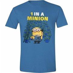 T-Shirt 1 in a Minion, Größe M