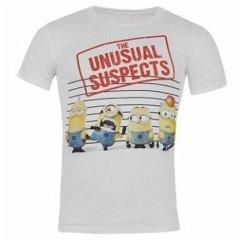 T-Shirt Minions Usual, Größe M