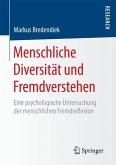 Menschliche Diversität und Fremdverstehen