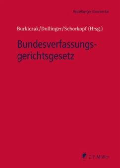 Bundesverfassungsgerichtsgesetz