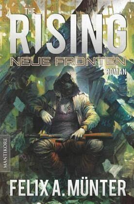 Buch-Reihe The Rising von Felix A. Münter