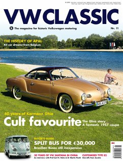 VW CLASSIC issue 11 (1/2016)