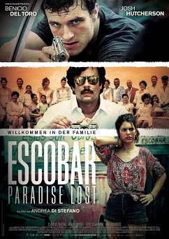 Escobar-Paradise Lost (Blu-ray)