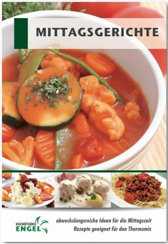Mittagsgerichte (eBook, ePUB) - Möhrlein-Yilmaz, Marion