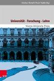 Universität - Forschung - Lehre (eBook, PDF)
