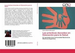 Las prácticas docentes en Educación para la Salud