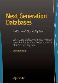 Next Generation Databases - Harrison, Guy
