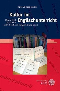 Kultur im Englischunterricht (eBook, PDF) - Kolb, Elisabeth