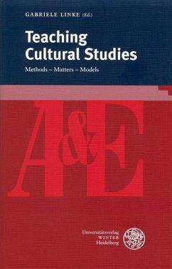 Teaching Cultural Studies (eBook, PDF)