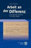 Arbeit an der Differenz (eBook, PDF)