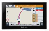 Garmin Camper 660LMT-D Navigationsgerät EU