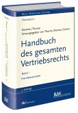 Handbuch des gesamten Vertriebsrechts, Band 1