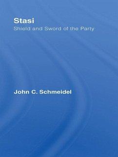 Stasi (eBook, PDF) - Schmeidel, John Christian