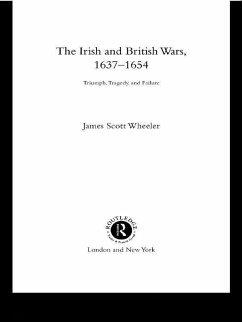 The Irish and British Wars, 1637-1654 (eBook, PDF) - Scott Wheeler, James