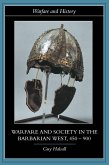 Warfare and Society in the Barbarian West 450-900 (eBook, PDF)