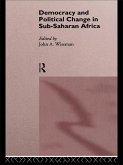 Democracy and Political Change in Sub-Saharan Africa (eBook, PDF)