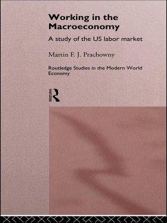 Working in the Macro Economy (eBook, PDF) - Prachowny, Martin F. J.