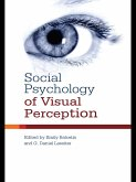 Social Psychology of Visual Perception (eBook, ePUB)