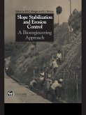 Slope Stabilization and Erosion Control: A Bioengineering Approach (eBook, PDF)